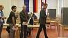 На региональных выборах в Германии правящая партия Ангелы Меркель потерпела  поражение На рэгіянальных выбарах у Германіі  кіруючая партыя Ангелы Меркель пацярпела  паражэнне