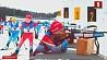 """Белорусские лыжные трассы принимают республиканские соревнования """"Снежный снайпер"""" Беларускія лыжныя трасы прымаюць рэспубліканскія спаборніцтвы """"Снежны снайпер"""""""