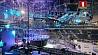 "В Минске продолжают конструировать сцену детского ""Евровидения"" У Мінску працягваюць збіраць сцэну дзіцячага ""Еўрабачання"" Minsk continues to construct the stage of Junior Eurovision"