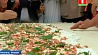 Пицца длиной в 7 метров и 15 сантиметров  Піца даўжынёй 7 метраў і 15 сантыметраў