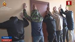 В Гомеле задержаны наркокурьеры. Среди них подростки 16-ти и 17-ти лет У Гомелі затрыманы наркакур'еры. Сярод іх падлеткі 16-ці і 17-ці гадоў