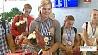 Белорусские гребцы вернулись с чемпионата мира с 10 наградами Беларускія вясляры вярнуліся з чэмпіянату свету з 10 узнагародамі