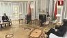 Президент Беларуси заявил о необходимости продолжения диалога с евроструктурами Прэзідэнт Беларусі заявіў аб неабходнасці прадаўжэння дыялогу з еўраструктурамі President Alexander Lukashenko urges to continue the dialogue with Euro-Structures