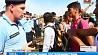 Большой репортаж о беженцах из Австрии Вялікі рэпартаж пра бежанцаў з Аўстрыі