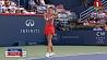 Виктория Азаренко выходит во второй круг теннисного турнира категории Premier в Монреале Вікторыя Азаранка выходзіць у другі круг тэніснага турніру катэгорыі Premier у Манрэалі Victoria Azarenka enters 2nd round of Premier tennis tournament in Montreal