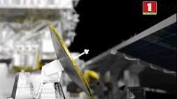 """Китайский """"Нефритовый заяц"""" исследовал мантию поверхности Луны Кітайскі """"Няфрытавы заяц"""" даследаваў мантыю паверхні Месяца"""