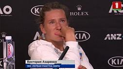 Виктория Азаренко не сдержала слез и расплакалась на пресс-конференции Вікторыя Азаранка не стрымала слёз і расплакалася на прэс-канферэнцыі Victoria Azarenka breaks down in tears during press conference