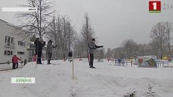 Спортивный сезон открыла лыжная трасса в парке 900-летия Минска Спартыўны сезон адкрыла лыжная траса ў парку 900-годдзя Мінска
