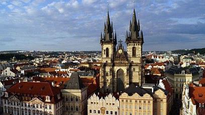 Чехия сегодня открывает пограничные пункты на границах с Австрией и Германией
