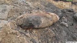 "Бомбу, найденную на территории бывшего ""БелЭкспо"", готовят к отправке на полигон   Бомбу, знойдзеную на тэрыторыі былога ""БелЭкспа"", рыхтуюць да адпраўкі на палігон Bomb found at BelExpo Exhibition Centre"