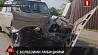 Юного гонщика милиционеры задержали в Минском районе