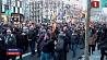 Новые массовые протесты в Каталонии  Новыя масавыя пратэсты ў Каталоніі