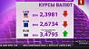 Курсы валют на 3 июня. Рубль незначительно окреп и к доллару, и к евро