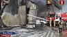 Крупный пожар в Омске на литейно-механическом заводе Буйны пажар у Омску на ліцейна-механічным заводзе