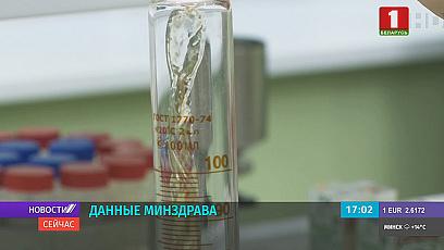 В Беларуси на 25 мая выздоровели 14 449 пациентов c подтвержденным COVID-19