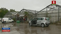 Непогода во Франции и Швейцарии. Погибли две женщины