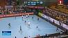 Сборная Беларуси по гандболу в заключительном матче квалификации не оставила шансов Финляндии
