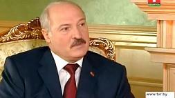 Интервью Президента Республики Беларусь А. Г. Лукашенко британским СМИ (телеверсия)