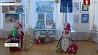"""Выставка """"Рождественские зарисовки"""" демонстрирует детский взгляд на новогодние и рождественские праздники  Выстава """"Калядныя замалёўкі"""" дэманструе дзіцячы погляд на навагоднія і калядныя святы"""
