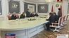 Александр Лукашенко ориентирует власть на местах осуществлять полномочия в полном объеме Аляксандр Лукашэнка арыентуе ўладу на месцах ажыццяўляць паўнамоцтвы ў поўным аб'ёме Alexander Lukashenko urges local authorities to exercise their powers at full extent