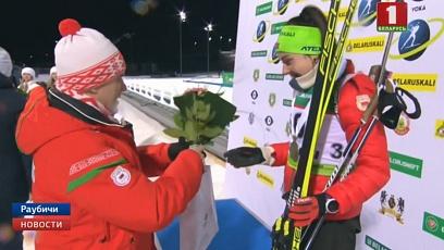 Ирина Кривко взяла бронзу в индивидуальной гонке на чемпионате Европы по биатлону