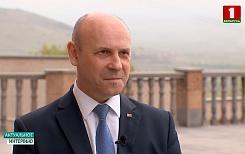 Игорь Назарук - Чрезвычайный и Полномочный Посол Беларуси в Армении