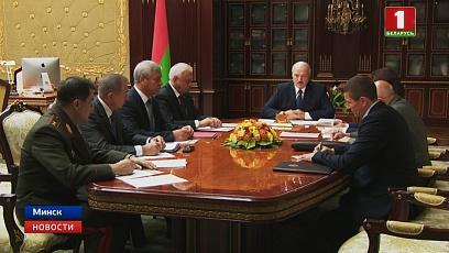 Александр Лукашенко: Кадровый вопрос надо решать не затягивая