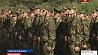 В Беларуси прозвучали слова воинской присяги У Беларусі прагучалі словы воінскай прысягі