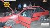Необычное дорожно-транспортное  происшествие в Слуцком районе Незвычайнае дарожна-транспартнае здарэнне ў Слуцкім раёне