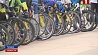 В Гродно стартовал шестидневный велопробег  У Гродне стартаваў шасцідзённы велапрабег  Six-day bike ride kicks off in Grodno