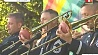 Знаменитый джаз-бэнд оркестра Военно-воздушных сил США - в Могилеве Знакаміты джаз-бэнд аркестра Ваенна-паветраных сіл ЗША - у Магілёве