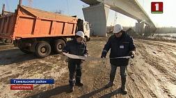 В Беларуси продолжаются ремонты треснувших мостов У Беларусі працягваюцца рамонты  мастоў, што трэснулі