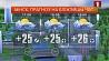 Прогноз погоды на 17 августа  Прагноз надвор'я на 17 жніўня