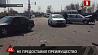 ГАИ обнародовала видео аварии в столичном микрорайоне Лошица