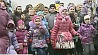 В столичном зоопарке прошли Рождественские встречи У сталічным заапарку прайшлі Калядныя сустрэчы