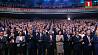 Слова, после которых зал аплодировал Президенту две минуты!