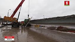Реконструкция путепроводов на МКАД переходит на новый этап Рэканструкцыя пуцеправодаў на МКАД пераходзіць на новы этап