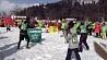 В Японии состоялась международная игра в снежки У Японіі адбылася міжнародная гульня ў сняжкі