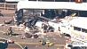 На мосту в американском Сиэтле столкнулись два автобуса  На мосце ў амерыканскім Сіэтле сутыкнуліся два аўтобусы