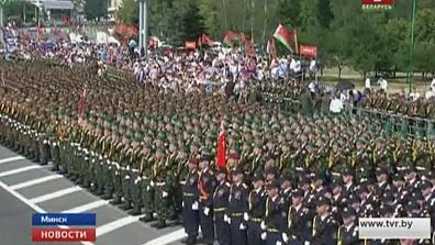 Беларусь готовится отметить День Независимости