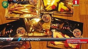 Коммерсанты попались на таможне при попытке незаконно ввезти в Беларусь более 2 тысяч приманок для рыб
