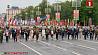 """Шествие """"Беларусь помнит"""". Тысячи людей прошли по проспекту Независимости. К ним присоединился Александр Лукашенко"""
