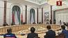 Минск и Пекин вышли на беспрецедентно высокий уровень партнерства Мінск і Пекін выйшлі на небывала высокі ўзровень партнёрства Minsk and Beijing reach unprecedentedly high partnership level