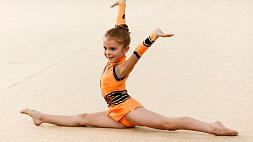 Более 200 юных спортсменок примут участие в онлайн-гимнастическом фестивале