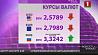 Курсы валют на 26 марта. Рубль окреп к доллару и евро