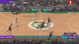 """В матче регулярного чемпионата НБА """"Бостон"""" на своей площадке переиграл """"Чикаго"""" 113:101 У матчы рэгулярнага чэмпіянату НБА """"Бостан"""" на сваёй пляцоўцы абгуляў """"Чыкага"""" 113:101"""