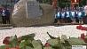 Памятный знак в честь маршала Советского Союза Константина Рокоссовского  Памятны знак у гонар маршала Савецкага Саюза Канстанціна Ракасоўскага  Memorial sign in honor of Marshal of the Soviet Union Konstantin Rokossovsky