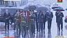 Делегация из Брянской области возложила венок к монументу Победы Дэлегацыя з Бранскай вобласці ўсклала вянок да манумента Перамогі Delegation of Bryansk region lays wreath at Victory Monument