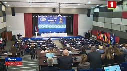 """Участники конференции Группы поддержки Шелкового пути посетят """"Великий камень"""" Удзельнікі канферэнцыі Групы падтрымкі Шаўковага шляху наведаюць """"Вялікі камень"""" Participants of  Silk Road Support Group Conference to visit Industrial Park """"Great Stone"""""""
