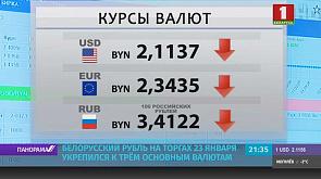 Доходы Беларуси от экспорта продовольствия достигли 5 миллиардов долларов